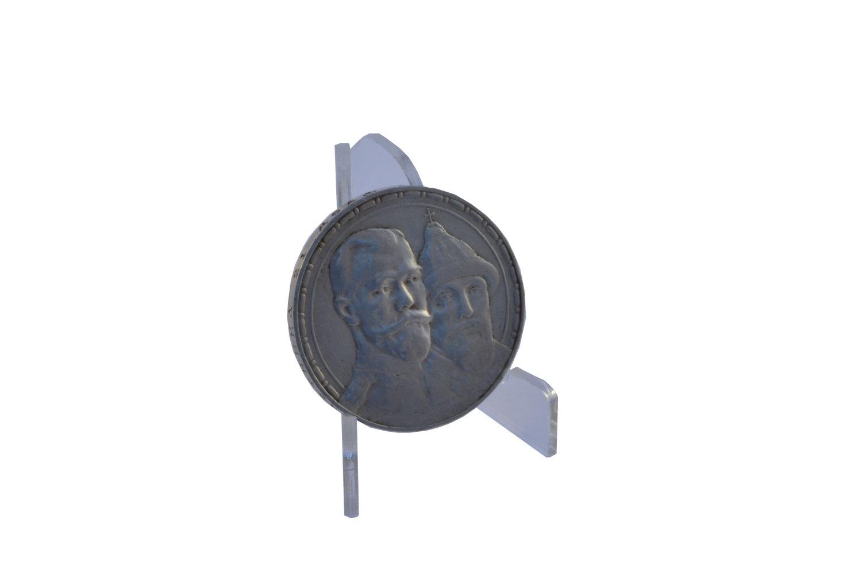 Medal transparent stand